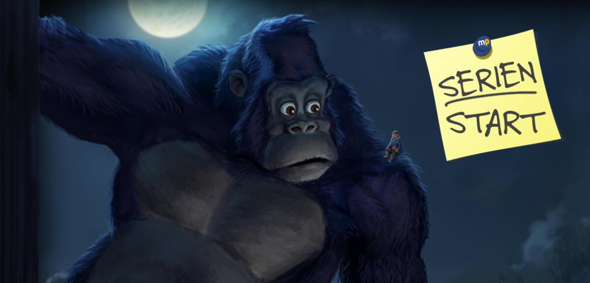 Der Neue King Kong Film