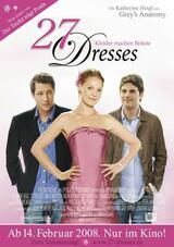 27 Dresses - Poster