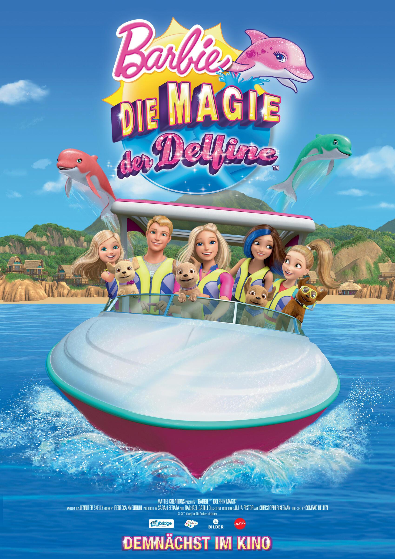 Barbie Die Magie Der Delfine Film 2017 Moviepilot De