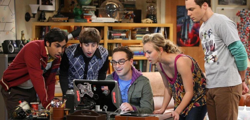 Laugh-Track-unterstützt: The Big Bang Theory