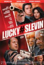 Lucky#Slevin Poster