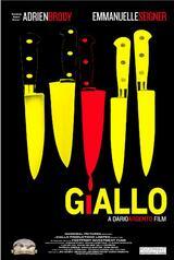 Giallo - Poster