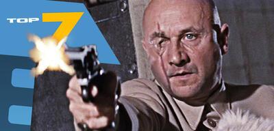 Top 7 der besten James Bond-Schurken