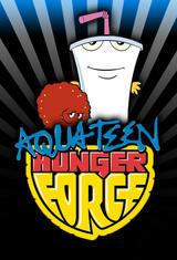 Aqua Teen Hunger Force - Poster