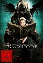 22 Ways to Die Poster