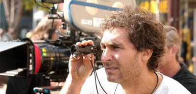 Doug Liman am Set von Jumper