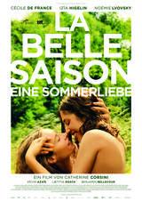 La belle saison - Eine Sommerliebe - Poster