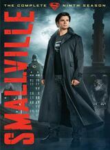 Smallville - Staffel 9 - Poster
