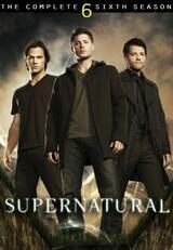 Supernatural - Staffel 6 - Poster