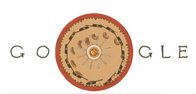 Google Doodle zum 218. Geburtstag von Joseph Plateau