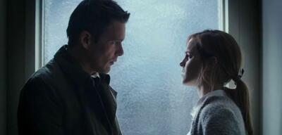 Ethan Hawke und Emma Watson in Regression