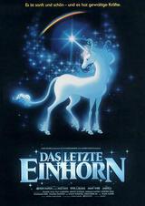 Das letzte Einhorn - Poster