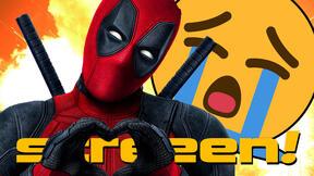 Armer Deadpool ...