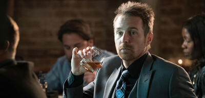 Sam Rockwell in Mr. Right