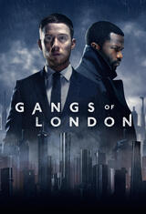 Gangs of London - Poster
