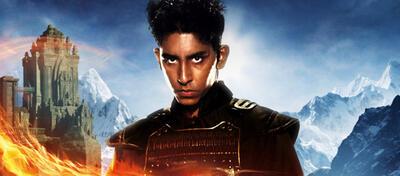 Dev Patel in Die Legende von Aang