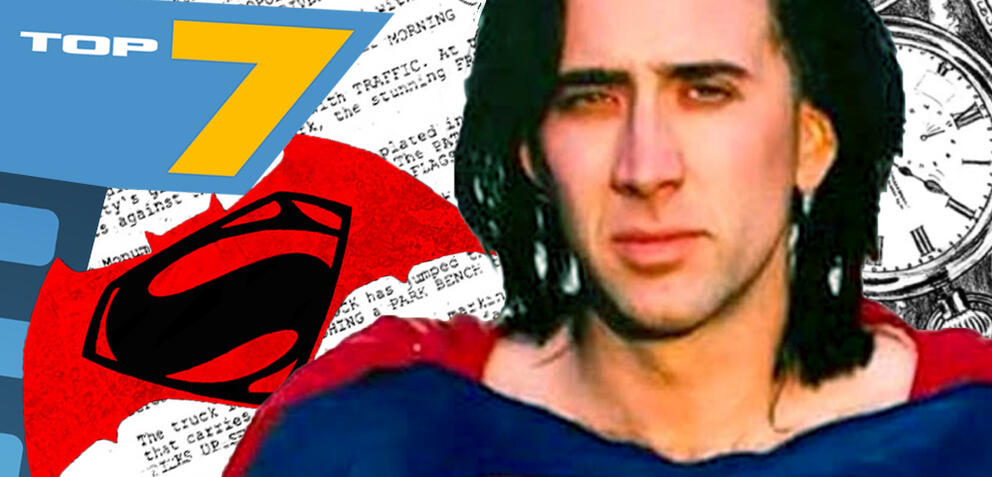 Nicolas Cage als Superman