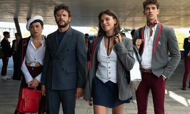 Elite - Staffel 4 mit Diego Martín, Manu Ríos, Carla Díaz und Martina Cariddi - Bild 4