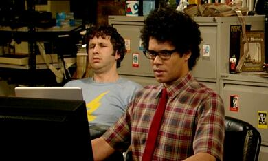 The IT Crowd mit Chris O'Dowd und Richard Ayoade - Bild 1
