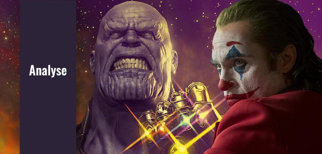 Joker / Thanos