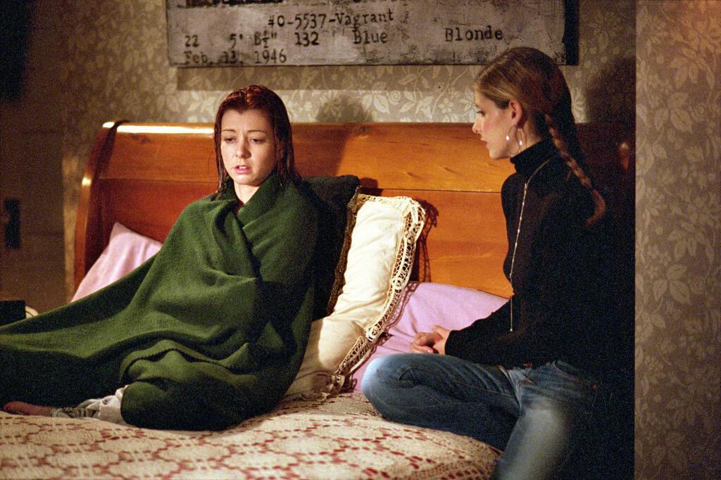 Buffy - Im Bann der Dämonen - Staffel 1