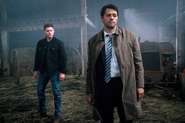Staffel 10 mit Jensen Ackles und Misha Collins