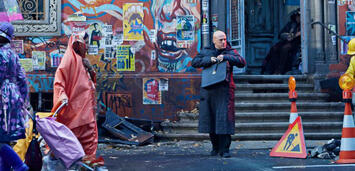 Bild zu:  Christoph Waltz in Terry Gilliams The Zero Theorem