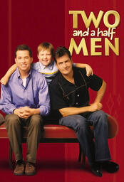 Two and a Half Men - Poster