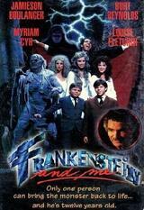 Frankenstein: Immer Ärger mit den Monstern - Poster