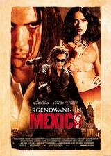 Irgendwann in Mexico - Poster