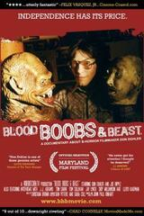 Blood, Boobs and Beast - Poster