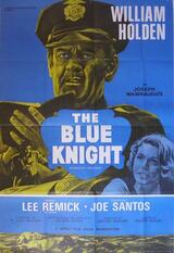 The Blue Knight - Poster