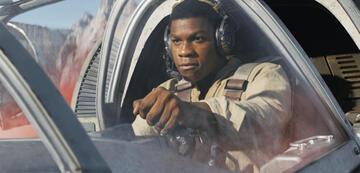 John Boyega in Star Wars 8: Die letzten Jedi