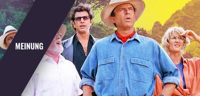 Dr. Malcolm, Dr. Grant, Dr. Sattler ... welcome back to Jurassic Park!