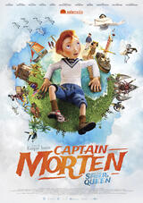 Captain Morten and the Spider Queen - Poster