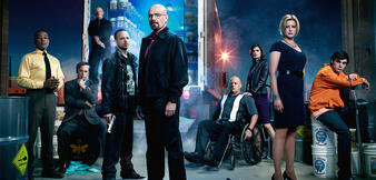 Der Cast von Breaking Bad