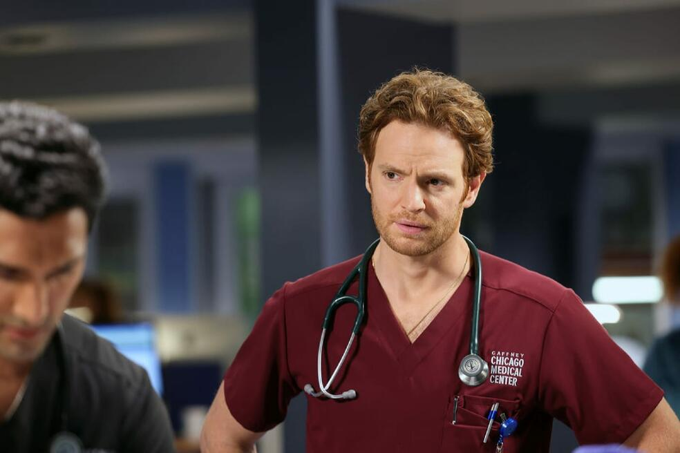 Chicago Med - Staffel 7
