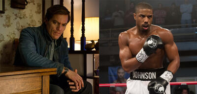 Michael Shannon in Midnight Special/Michael B. Jordan in Creed
