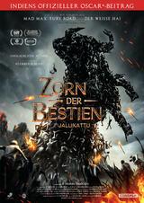 Zorn der Bestien - Jallikattu - Poster