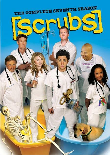 Scrubs Staffel 7
