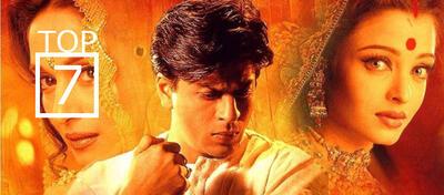 Die Top 7 der Bollywoodfilme