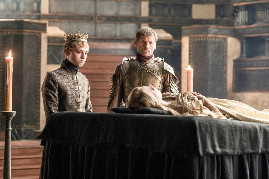 Game of Thrones - Staffel 6 mit Nikolaj Coster-Waldau und Dean-Charles Chapman