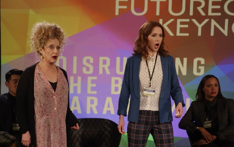 Unbreakable Kimmy Schmidt - Staffel 4 mit Ellie Kemper und Carol Kane