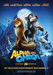 Alpha omega poster