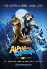 Alpha & Omega - Poster