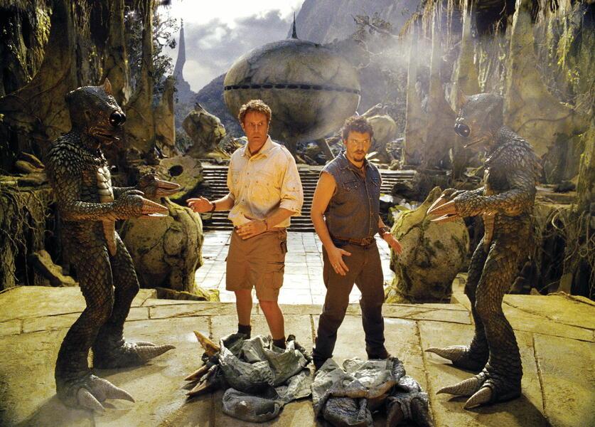 Die fast vergessene Welt mit Will Ferrell und Danny McBride