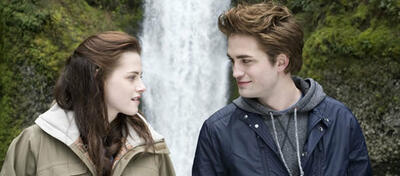 Kristen Stewart und Robert Pattinson in der Twilight-Saga