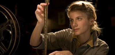 Mélanie Laurent in Inglourious Basterds.