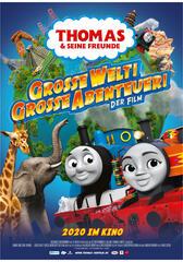 Thomas und seine Freunde - Grosse Welt! Grosse Abenteuer!