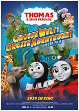 Thomas und seine Freunde - Grosse Welt! Grosse Abenteuer! - Poster